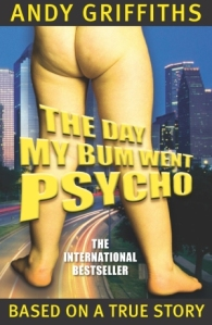 I have no problem with a good bum :) http://www.panmacmillan.com.au/